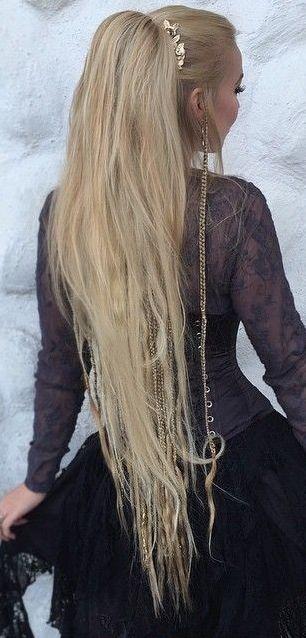 Viking Braids Change 3 And Hair On Pinterest