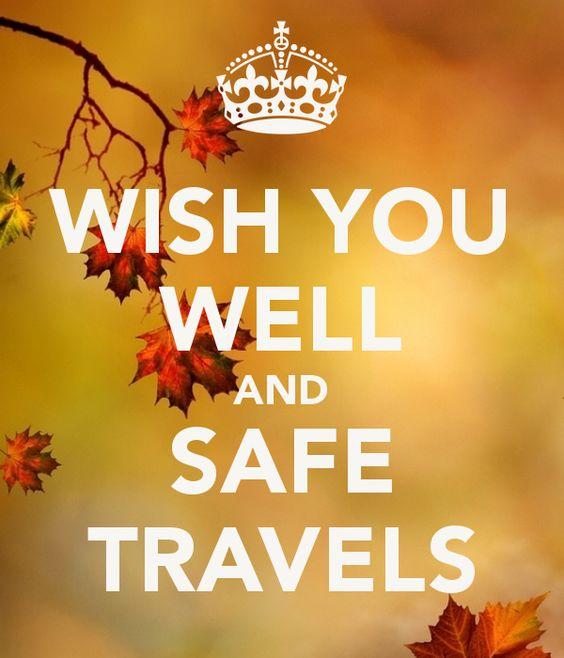 Happy And Safe Journey Wishes Wwwimgkidcom The Image