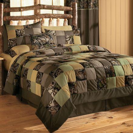 Camo Patchwork Quilt Sets Quilt Sets Quilt And Colors