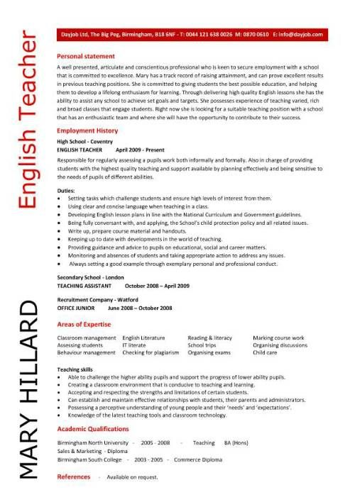 resume template free resume and templates free on pinterest