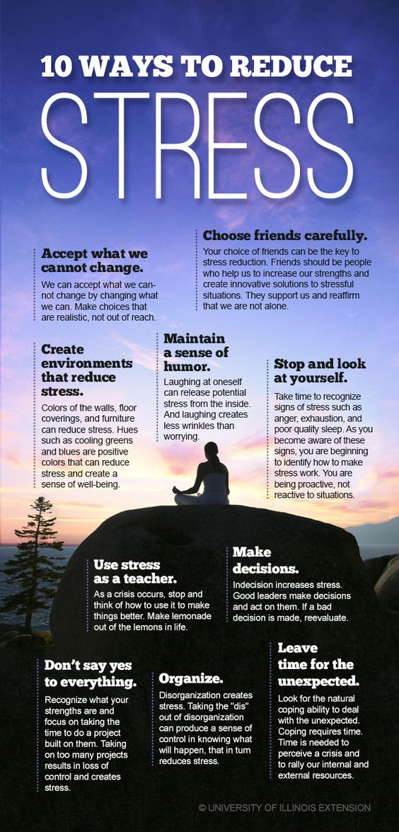 Ways To Reduce Stress Reduce Stress And Stress On Pinterest