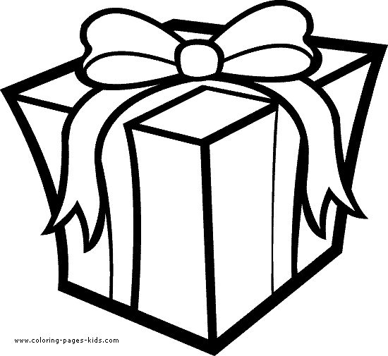 christmas colors christmas presents and coloring pages on pinterest