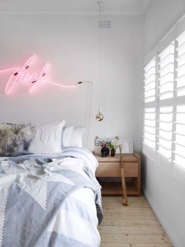 Neon lampen