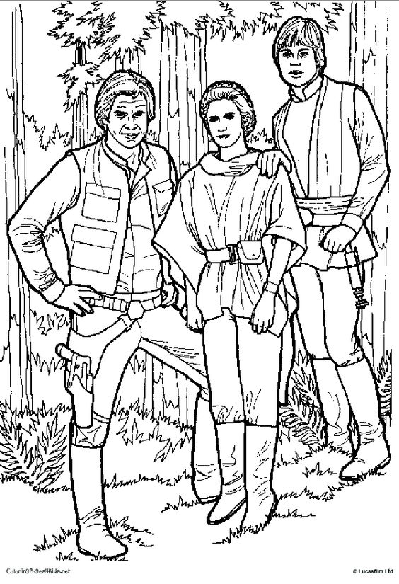 princess leia star wars princess leia and coloring pages on pinterest