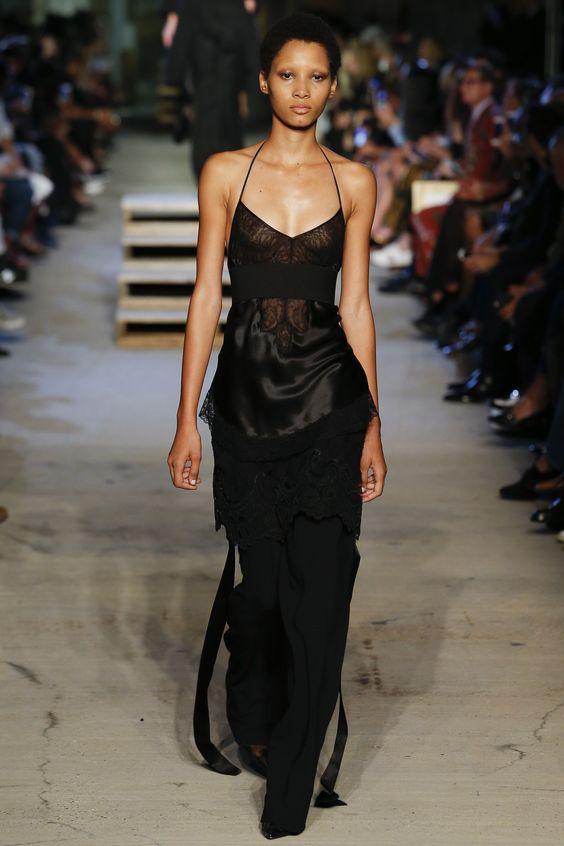 #NYFW #Givenchy #Spring2016 Givenchy Spring 2016 Ready-to-Wear Collection Photos - Vogue: