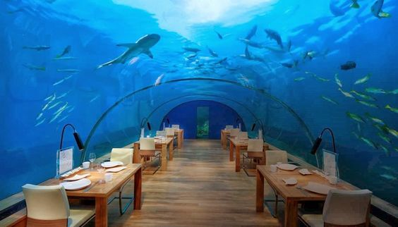 Hydropolis Underwater Hotel, Dubái
