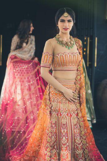 Designer Bridal Lehenga