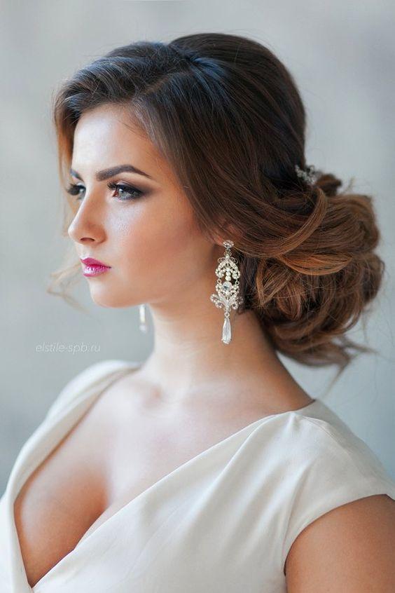 22 Bride s Favorite Wedding  Hair Styles  for Long Hair
