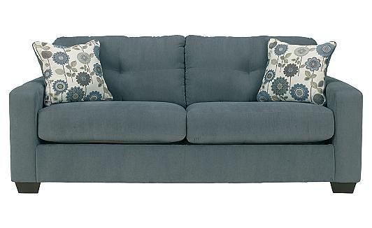 Kreeli Slate Queen Sofa Sleeper Ashley Furniture No