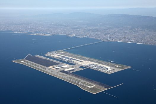 kansai international airport Osaka