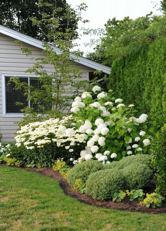 Maria Killam's White Garden Transformation: Before & After   Maria Killam   True Colour Expert   Decorator: