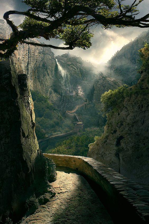Great Wall of China: