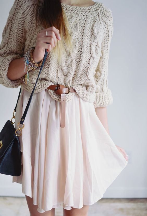 Simple Style Tips Summer to Fall Transition Chiffon Fabric Outfit for Layering