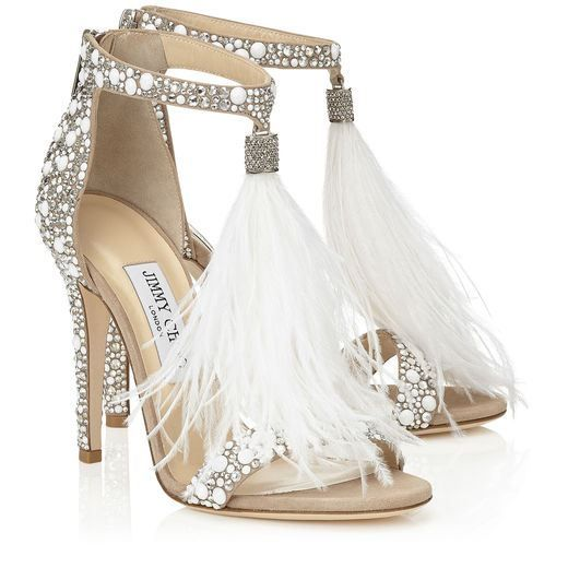9d12e1c8b522 Image result for glamorous wedding shoes 2017 jimmy choo