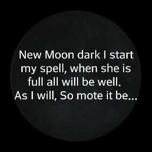 Chants     Witches Of The Craft     New Moon Chant