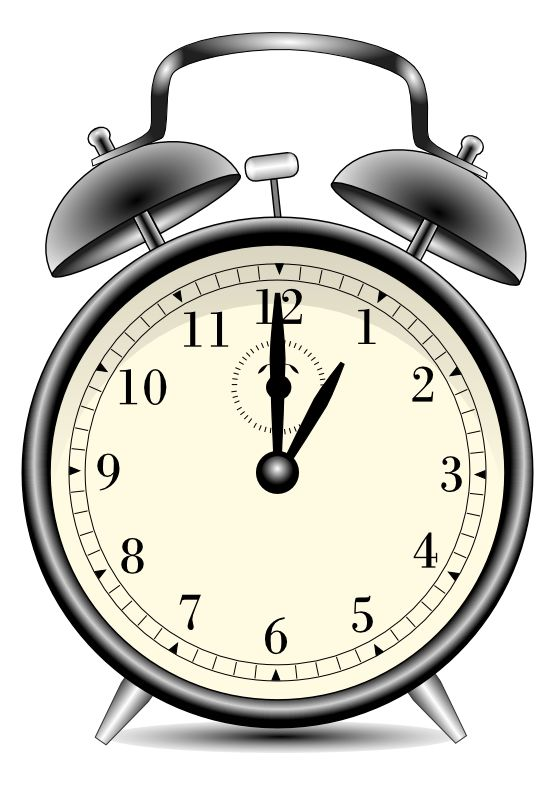 alarm clock colouring sheets and clock on pinterest
