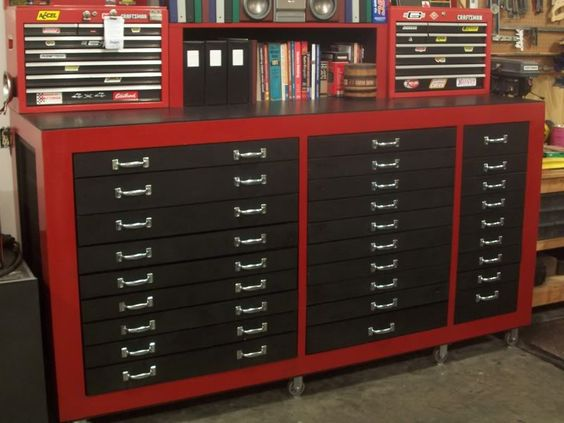 Made From 40 Tool Bo At Awesome Storage