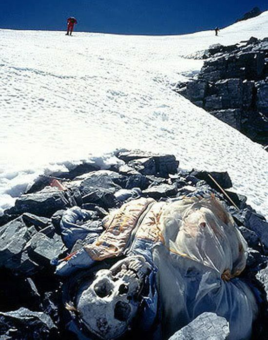 Image result for body found at everest mountain