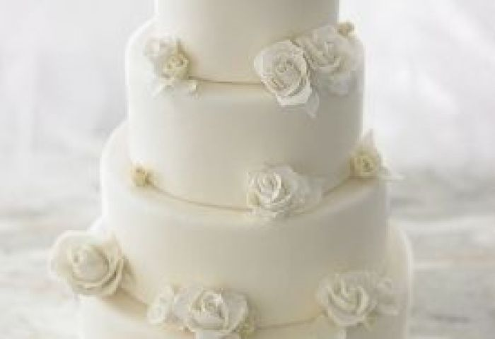 1000 Images About Cake De Boda On Pinterest White Wedding Cakes