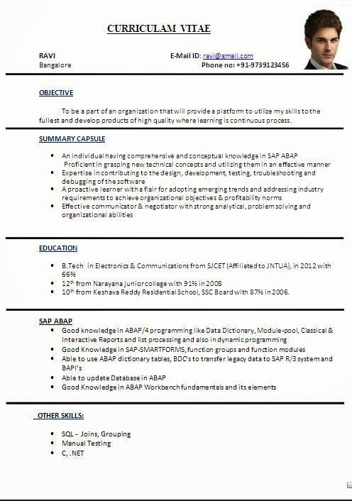 resume file format microsoft word resume samples examples cv