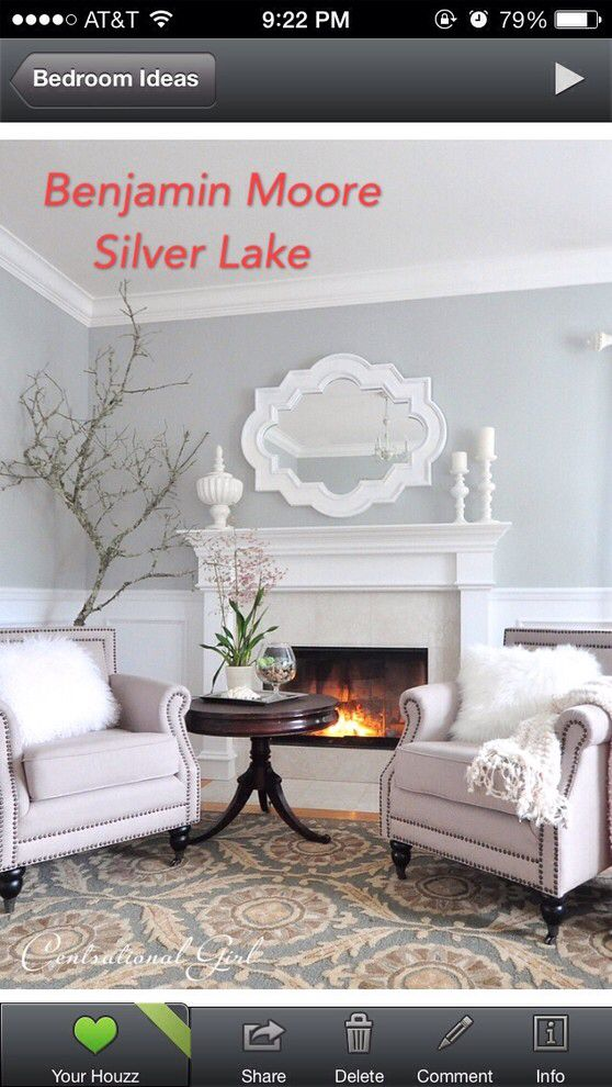 Paint Colors Lakes And Colors For Kitchens On Pinterest