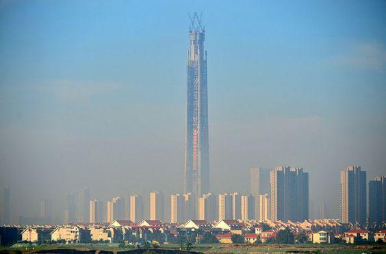 Tianjin Goldin Finance 117