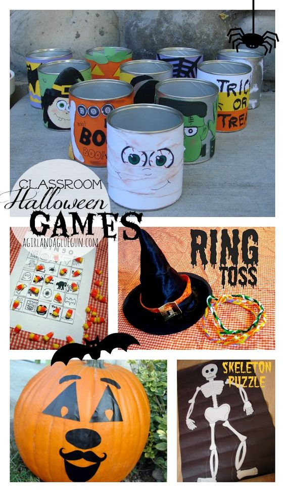halloween games for kids (also titled....sometimes i'm