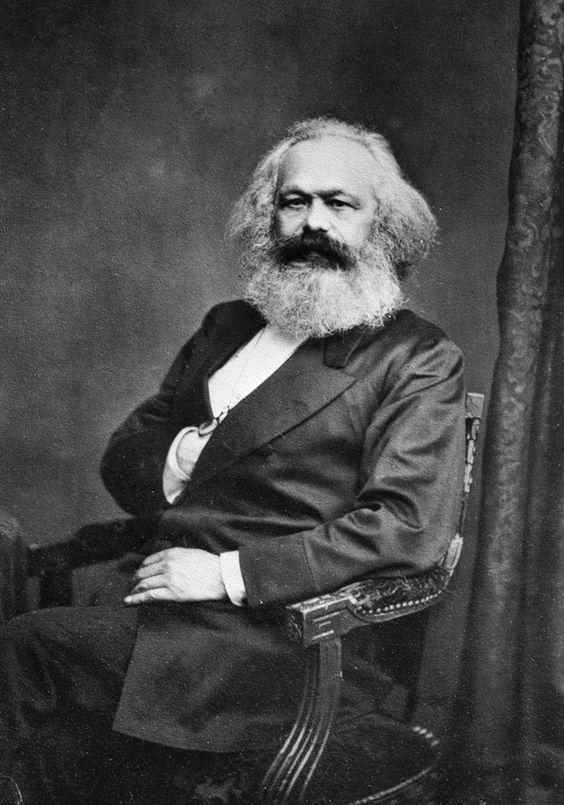 Karl Marx Rolling stones: