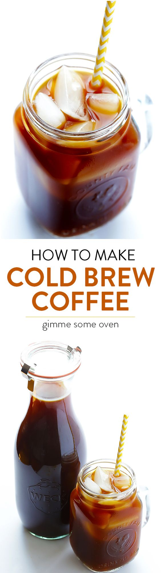 Cold Brew Coffee Recipe Coffee, Tutorials and Warm