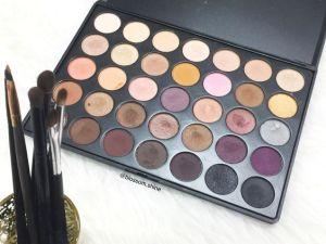 Morpher Cosmetics 35W eyeshadow palette