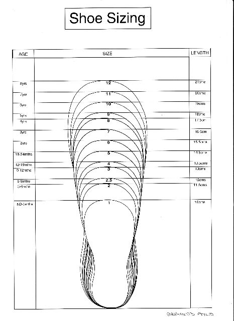 photograph regarding Printable Foot Measure named Foot Measuring Template. shoe layout by way of fashionary. tape