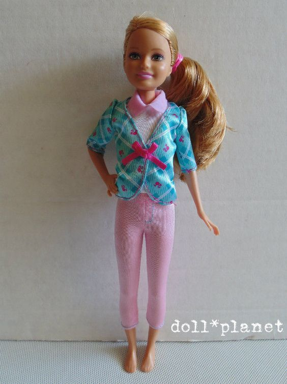10 Deals Barbie Teen Sister Stacie Doll A Pony Tale