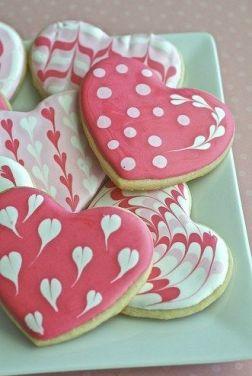 Valentine Cookies: