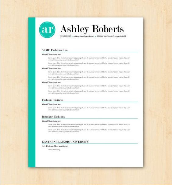 cv examples resume and resume format on pinterest