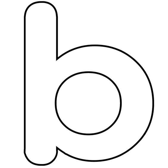 letter b alphabet letters and alphabet on pinterest