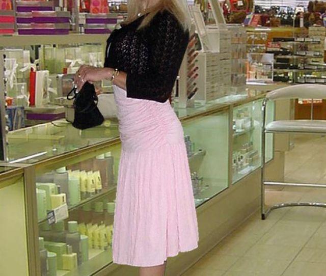 Sissy Dress Shopping