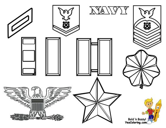 coloring pages navy and coloring on pinterest