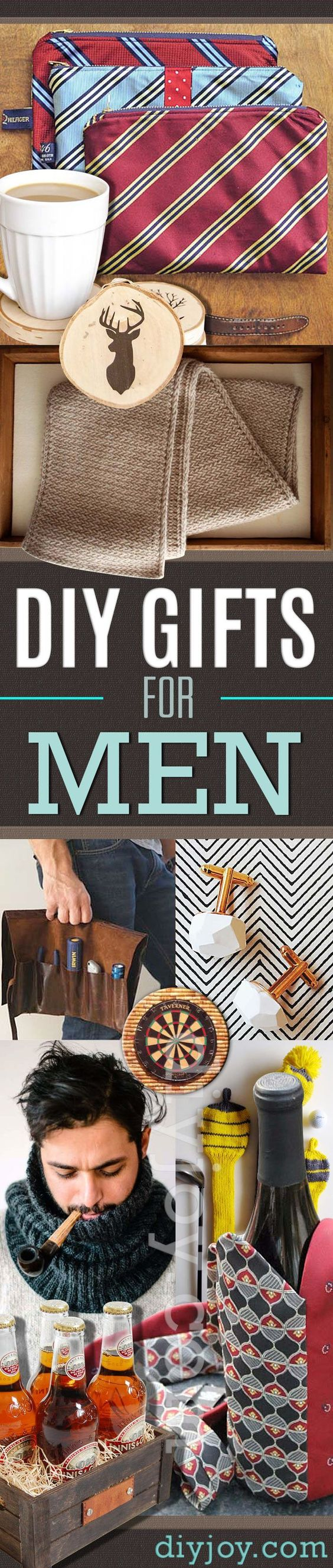 Homemade crafts, Gift for men and Best diy on Pinterest