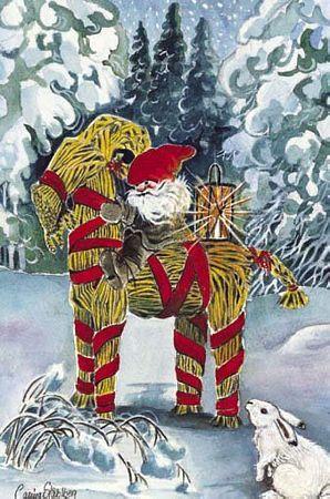 Scandinavian Christmas Traditions Still Carry A Yule Buck