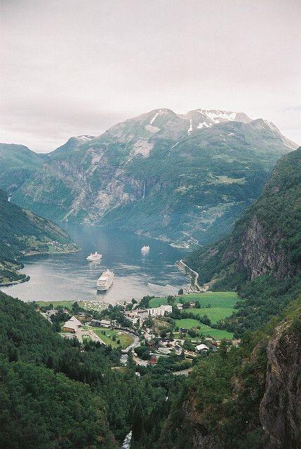 Geiranger Fjord, Norway: