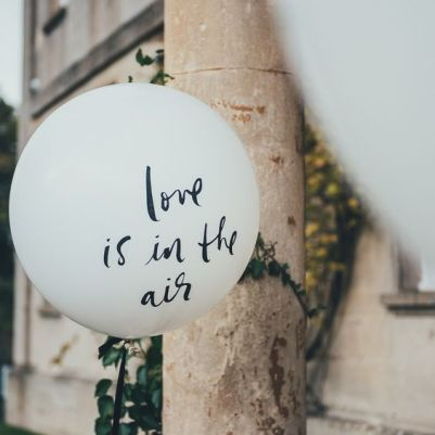 Love is in the air /