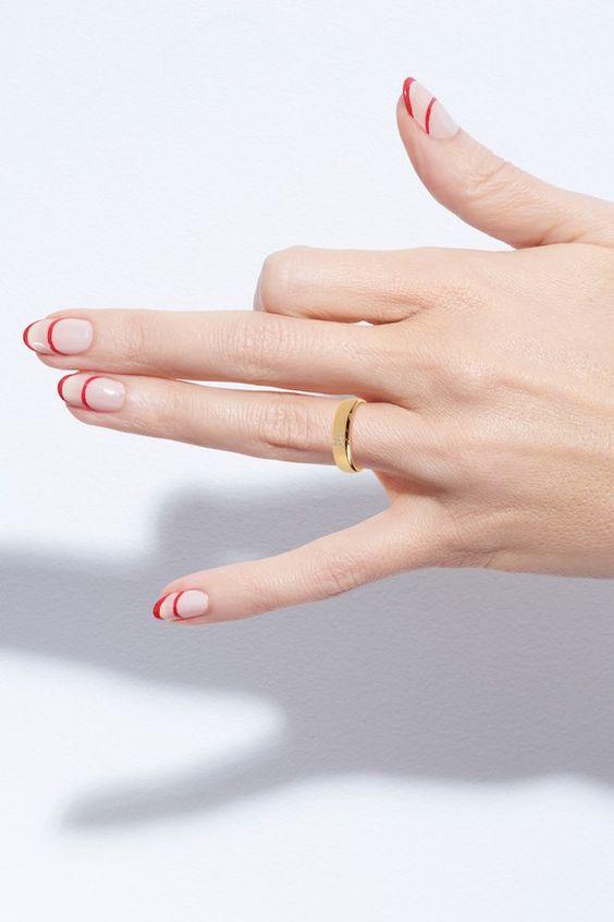 V-Day Nail Art Inspo