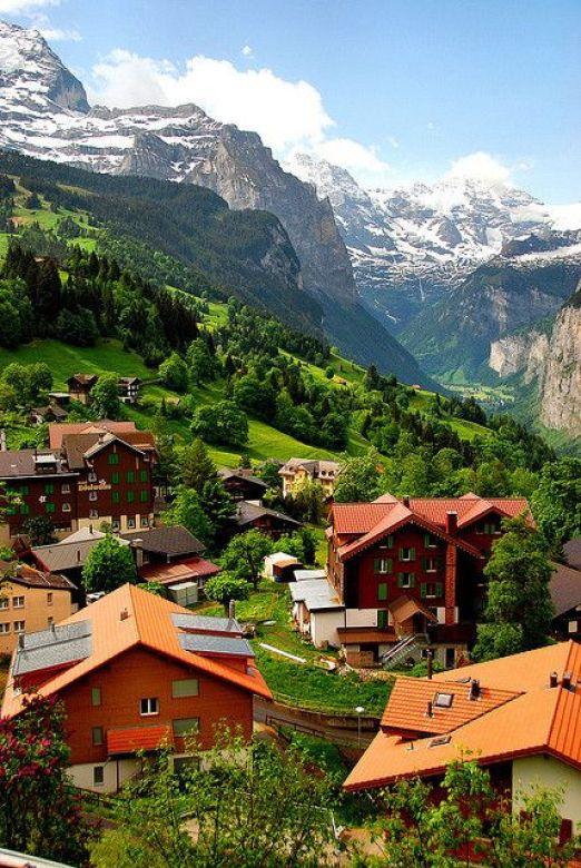 Berne, Switzerland: