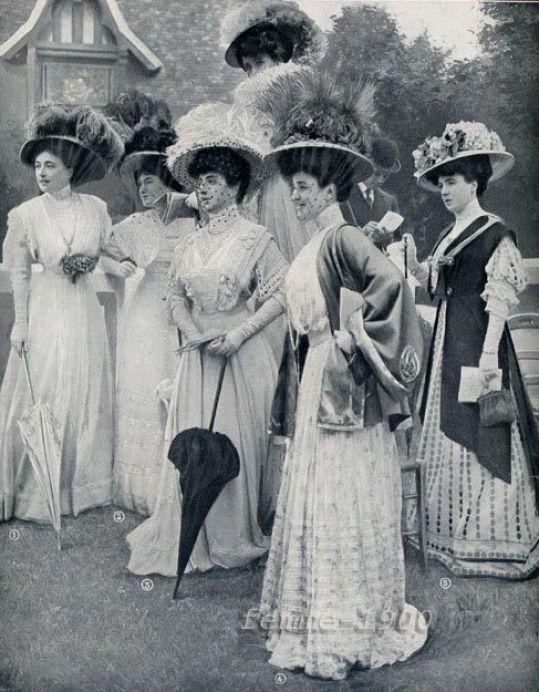 A Belle Époque (expressão francesa que significa bela época) foi um período  de cultura 0b218128f5