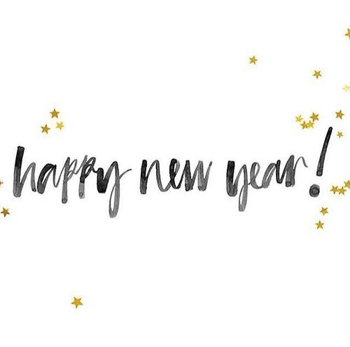 2017 and new year afbeelding: