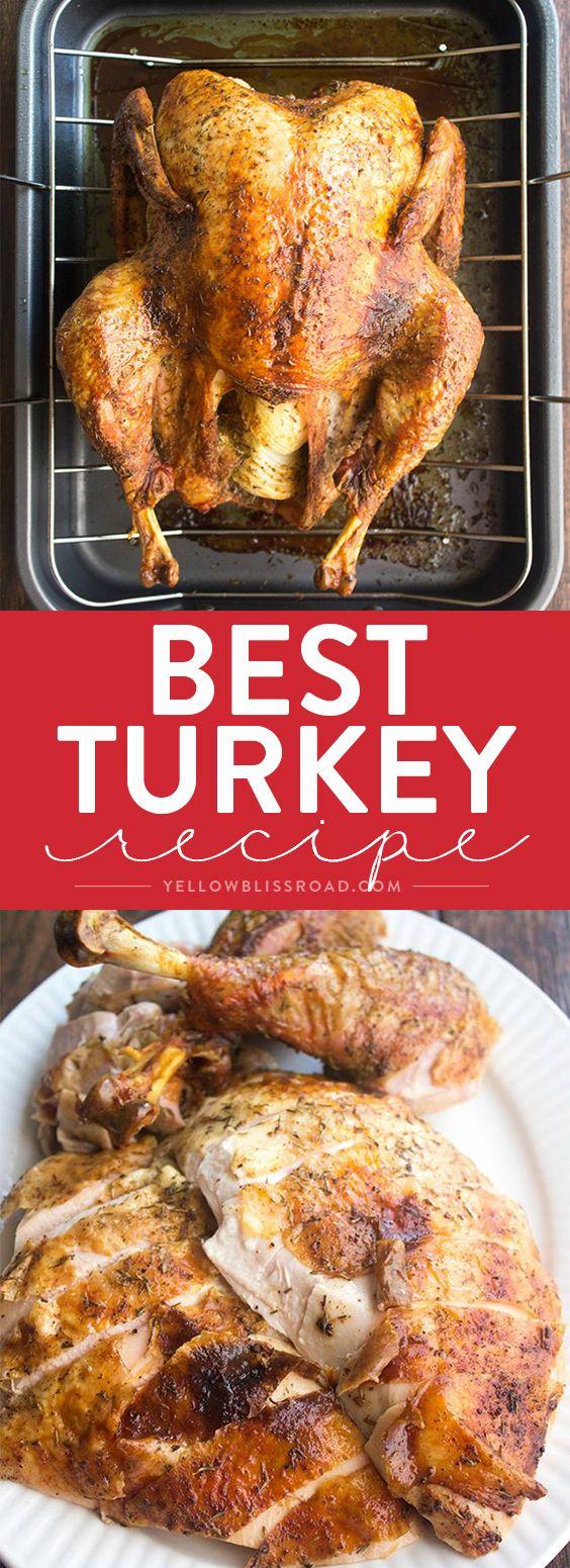 Best Thanksgiving Turkey Recipe Thanksgiving, How to