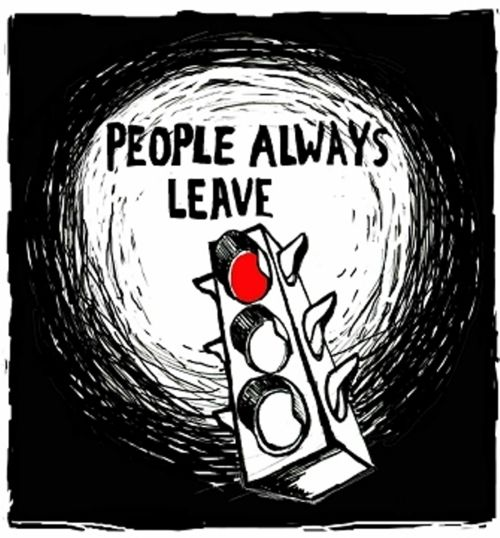 Image result for people always leave peyton gif