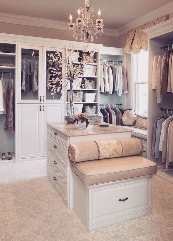 new closet room inspiration:
