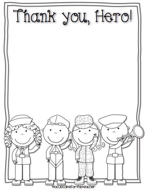thank you military coloring sheets coloring pages