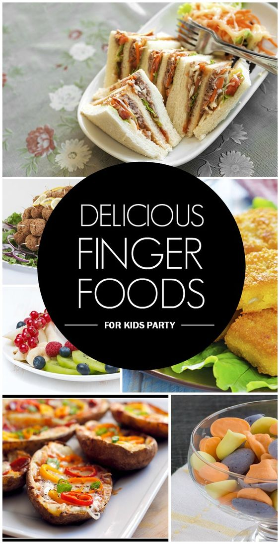 19 Quick And Easy Finger Foods For Kids Just love, Kid